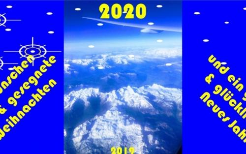 Weihnachten 2019/Neujahr 2020